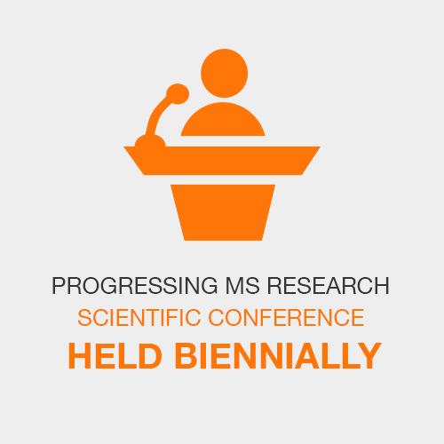Progressive MS research scientific conference held biennially